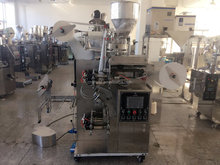 Inner (with line and tag) and Outer Teabag Packing/filling Machine