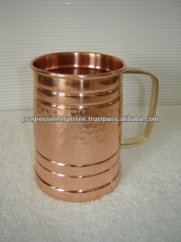 BASIC MANUFACTURER OF SOLID COPPER MUGS
