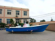 Qingdao Liya cheap 7.6m panga boats fiberglass boat for fishing best panga boat