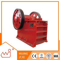Ore mining stone small jaw crusher for sale jaw crusher 60~160mm Adjustment range of discharge port stone crusher