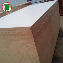 1220*2440 MM laminated particle board /melamine chipboard