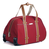 carry-on travel trolley bag,luggage bag branded travel bag
