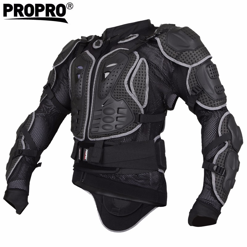 Professional Motocross Off-Road Protector Motorcycle Armored Jacket Protective Gear Clothing