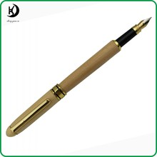 Promotion High Quality Gift Wood Fountain Pen Set for Office Supply JD-SL003