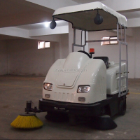 High performance super quality electric street sweeper for sale