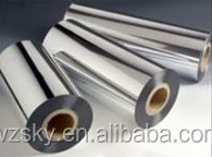 Good quality alu foil film in roll type