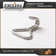 Light Duty Stainless Steel Double J Hook