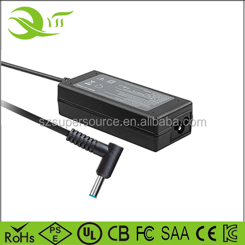 New product 60w Replacement laptop AC/DC Power Adapter For HP 4.5*3.0mm notebook computer battery charger