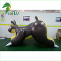 Ride On Large Inflatable Sexy Fox Cartoon Toys / Newest PVC Inflatable SPH Sexy Fox Hongyi Toy
