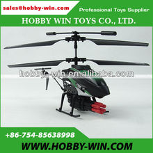 3.5CH IR Missile Launcher RC Helicopter