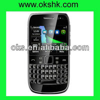 QWERTY keyboard E6 original mobile phone with GPS 3G