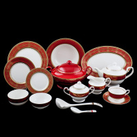 Regal Elena of Montenegro 64 pcs Dinner Set