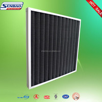 Clean Process Manufacturing Primary Activated Carbon Filter