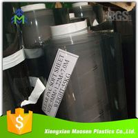 Rigid Pvc Super Clear Packing Cling Film