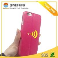 mobile phone protector card holder rfid blocking phone case