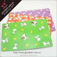 Excellent washable recycle promotion Waterproof heat eva table pad