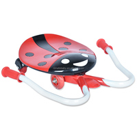 High Quality ABS Plastic Ladybeetle Ride On Car for kids
