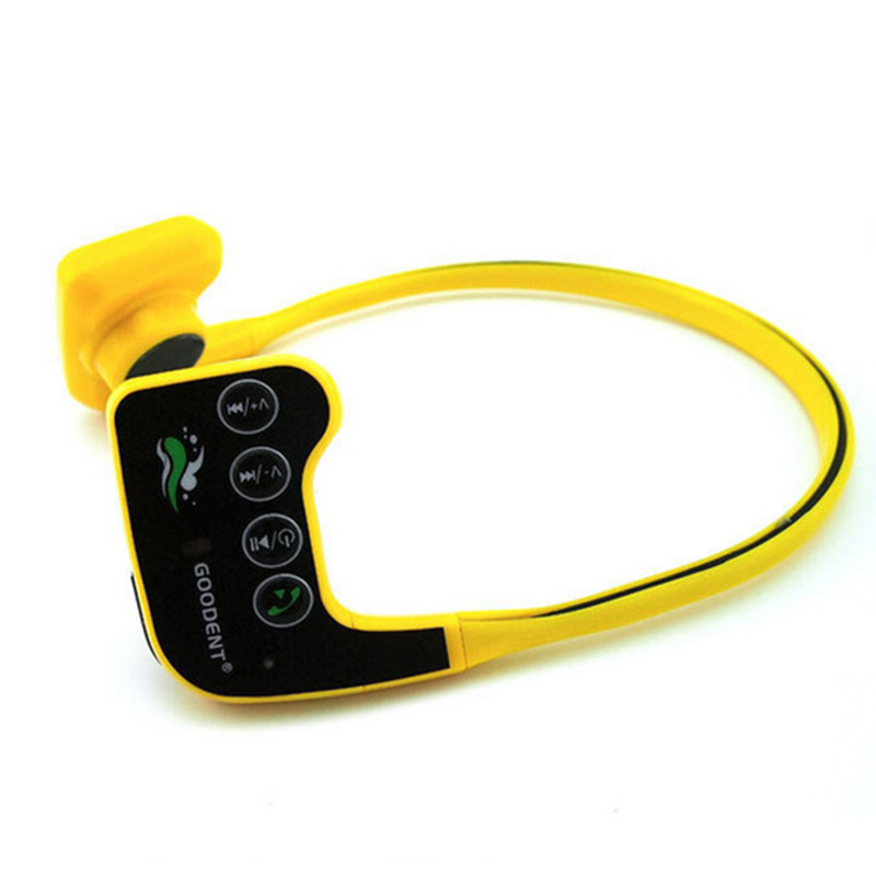 Winait free shipping 8GB waterproof mp3 <strong>player</strong>, swimming bone conduction headset