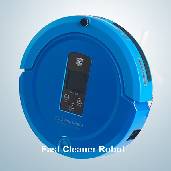 2014 Hot slaes OEM shining logo automatic floor cleaner /handy vacuum cleaner