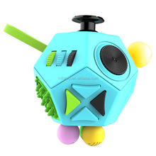 Most Popular 12 sides toy cube figet toy fidget cube