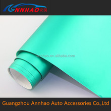 Car Decoration Accessories Car Color Changing Sticker 1.52*20m with Air Bubble 3m Car Wrapping Vinyl Roll Matte Chrome Vinyl