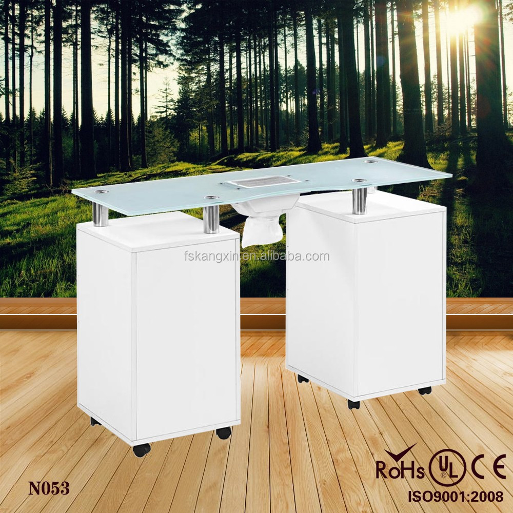 nail salon manicure table/nail dryer station/portable manicure table nail station N053