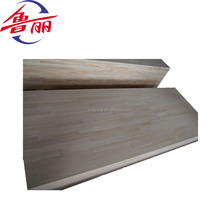 good quality rubberwood pine finger jointed boards