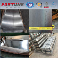 SPCC SGCC DX51D + Z100 Galvanized Surface Treatment and Steel Sheet Coil for Roofs