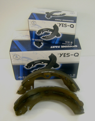 Korea No.1 Brake Shoe - DAEWOO TICO , DAMAS