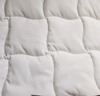 Microfiber Ultra Soft Quilted Peach Skin Fabric for Mattress Topper