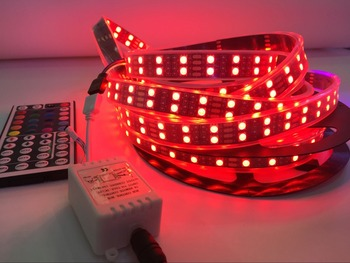 led flexible 5050 waterproof rgb led strip 24v 12V led strip light with120d