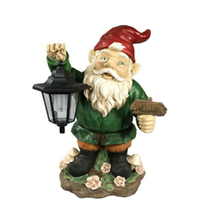 wholesale Set of 3 garden gnomes statues sculpture yard for & home decor hospital