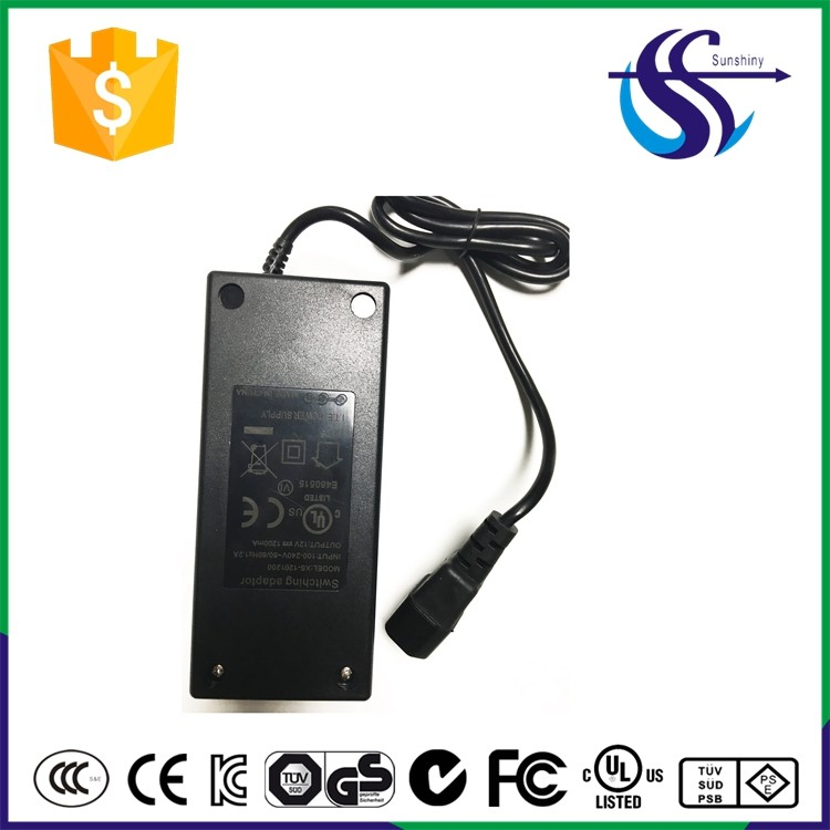 New Arrival EU plug universal 150W AC DC power adapter transformer