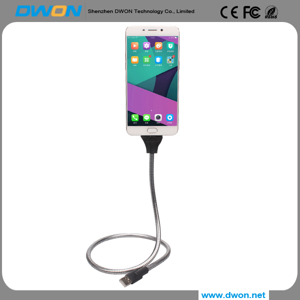 2017 New Fast Charging Micro USB magnetic charging cable android