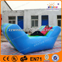 EN15649 BEST inflatable water Reclining chair