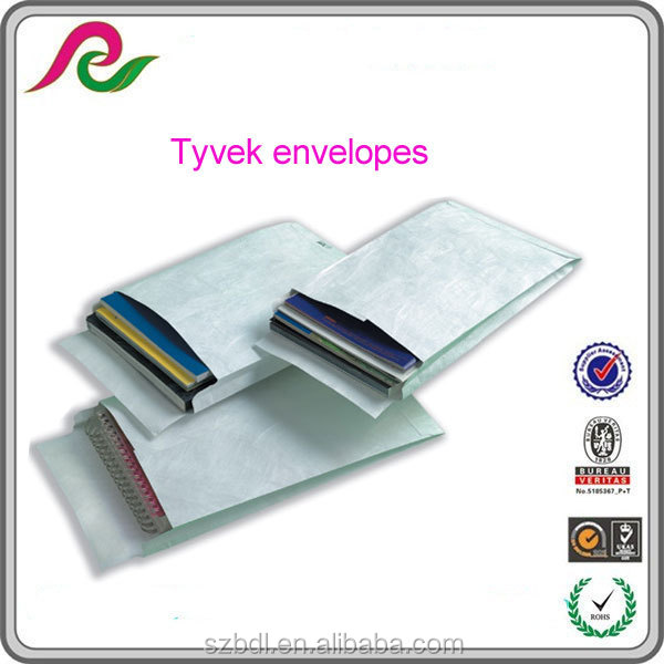 Open End Tyvek Expandable Envelopes