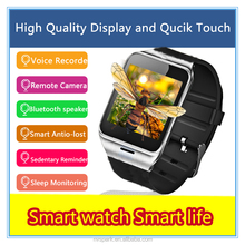 2016 new arrival!Hottest support sim card android smart watch dz09