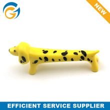 Lovely Dog Shaped Plastic Ball Pen