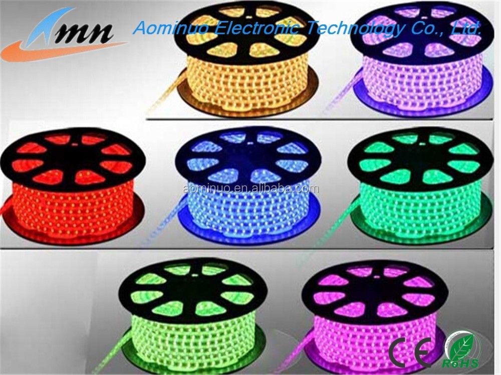 chip DC12V white/RGB SMD5050 led strips IP65 60LED/<strong>M</strong> with 2years warranty
