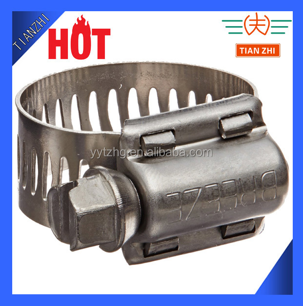 Stainless Steel Heavy Duty Tube Clamps
