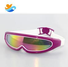 Swim eyewear HD anti-fog big frame kids swimming goggles