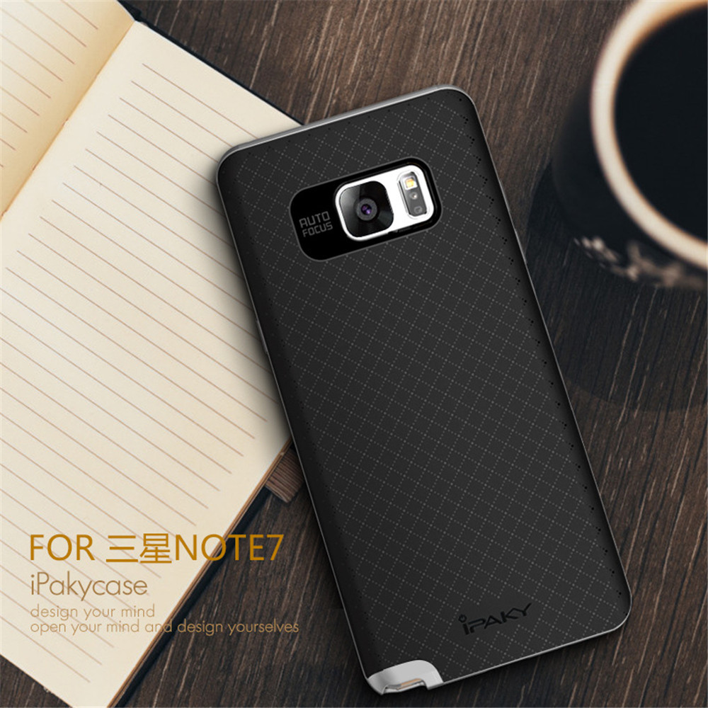 mobile accessories for samsung note 7 ipaky cell phone case