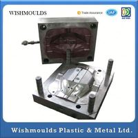 New product design aluminium mold for plastic car