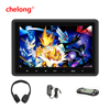 Car Audio Video DVD Player HD HDMI Touch 10 Inch Portable DVD