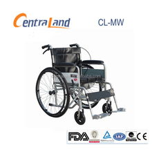 CL-MW manual wheelchair with high back