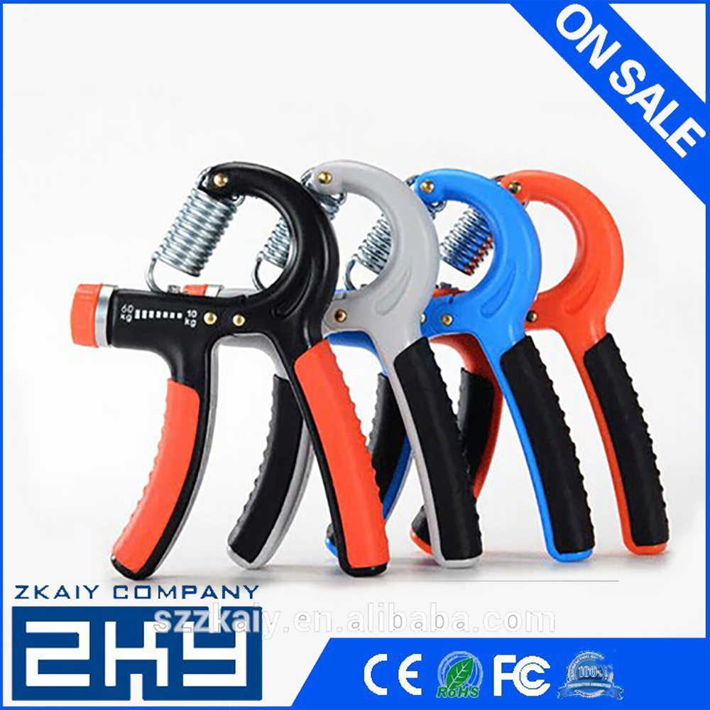 Hand grips adjustable Fitness Strength Training Gym Sports Hand Grip arm wrist building expander Muscle hand gripper