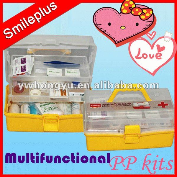 factory medical first aid kit tool box