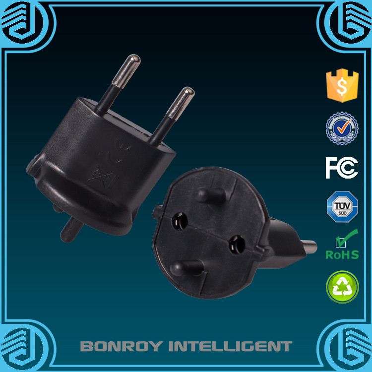 portable world wholesale new arrival travel European to Swiss power plug