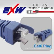 Enchufe cat6 cat6a goma rj45 <span class=keywords><strong>conector</strong></span> boot