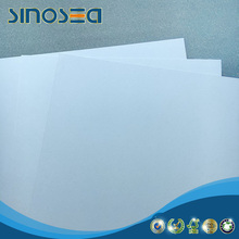 Two side coated duplex board white back paper mills in china